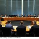 Foto der Mitglieder im Ausschuss Neuer Medien.