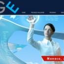 Screenshot von der Veranstaltungsseite. Frau mit wissenschaftlichen Texten.