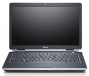 Dell E6430s Notebook Komplettansicht
