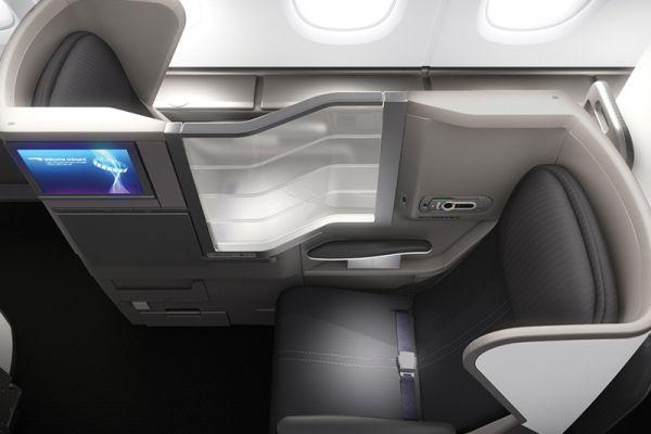 Airbus A380 Club Business Sitz