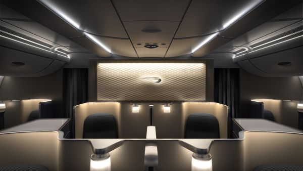 Airbus A380 British Airways 1st Class