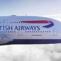 Airbus A380 BA