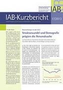 IAB Cover Kurzbericht
