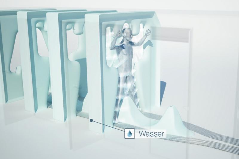 x-wash Prototyp