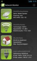 NuPex Android App Home Screenshot