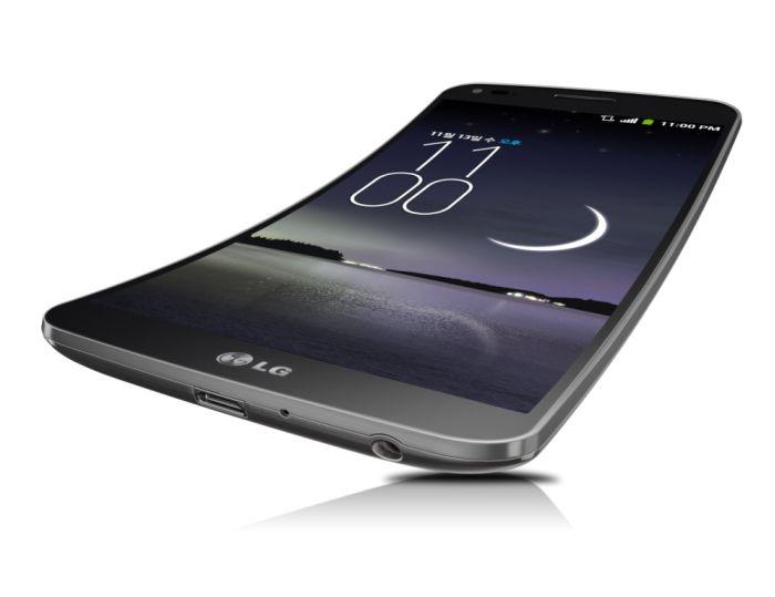 LG Electronics G Flex Front