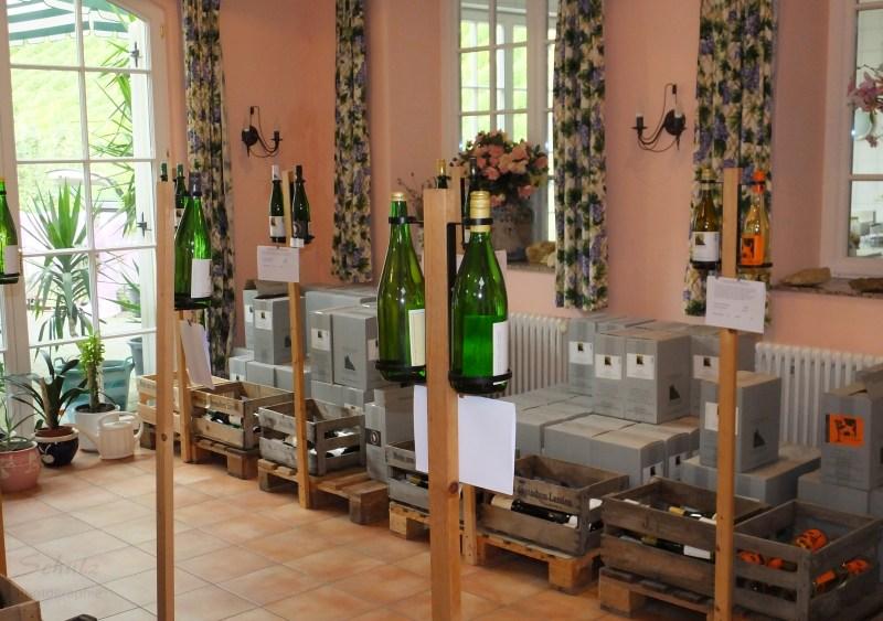 Weinhotel Haus am Drachenloch Vinothek