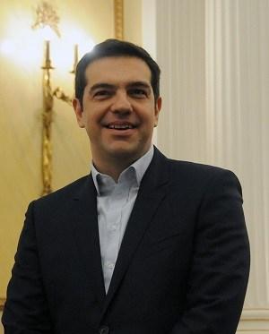 Alexis Tsipras Minister Griechenland