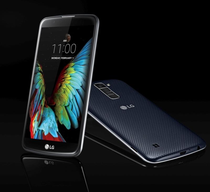 lg smartphone k10