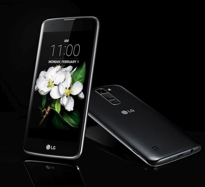 lg smartphone k7