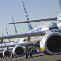 ryanair aircraft pressefoto