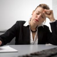 barmer ersatzkasse pressebild stress