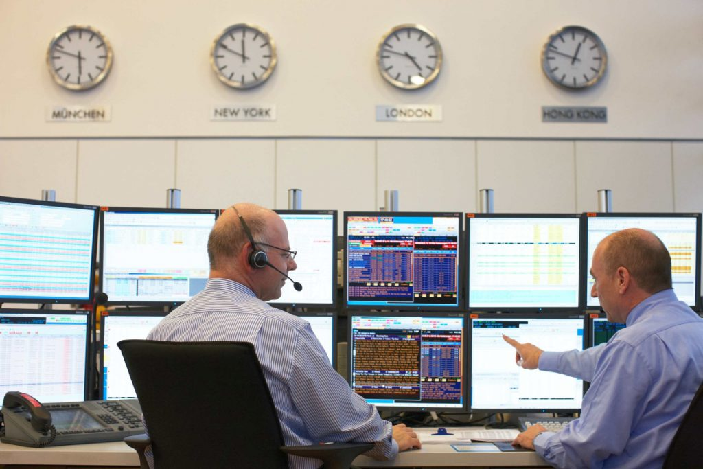 baader anleihenmarkt Monitore Klaus Stopp
