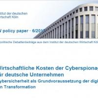 iwkoeln cyberangriffe policypaper cover
