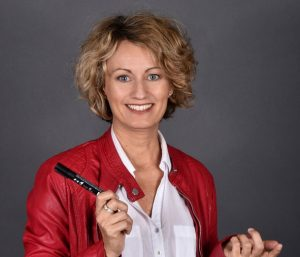 Prohaska Sabine consultant mittelstand rote Jacke