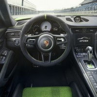 Porsche 911 gt3 rs interieur