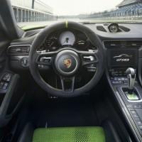 Porsche 911 gt3 rs interieur