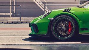 Porsche 911 gt3 rs raeder