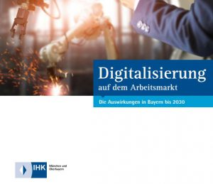 bayerische wirtschaft berufe zukunft studie cover